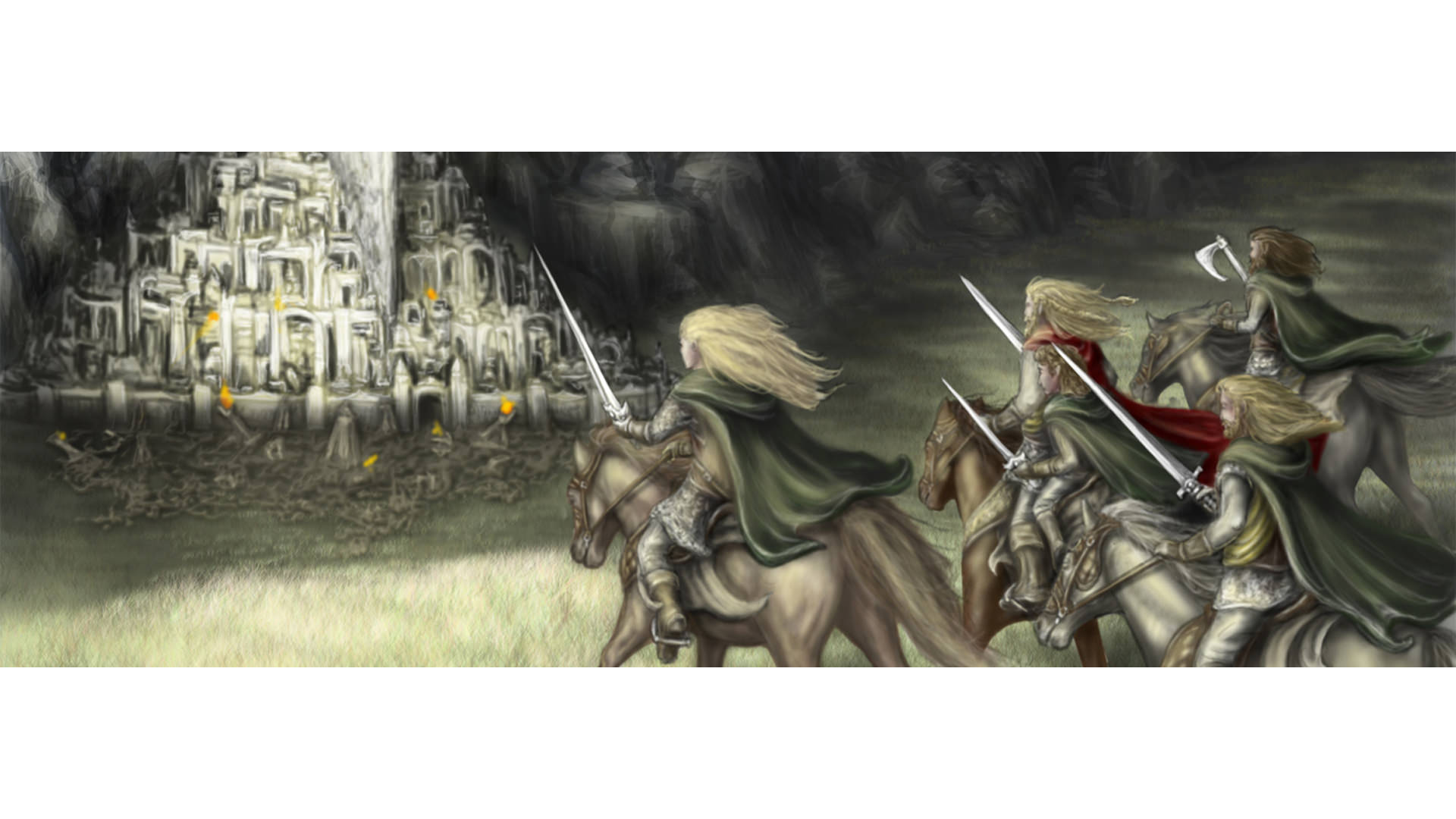 Middle-earth Games